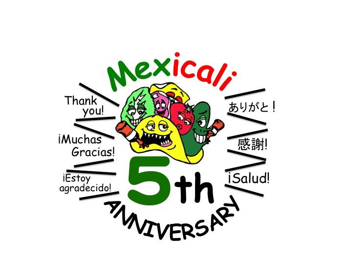 メキシコ料理店 & BAR Mexicali メヒカリ